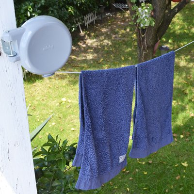 Laundry Retractable Clothesline 6.1m