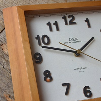 FRISCO WALL CLOCK