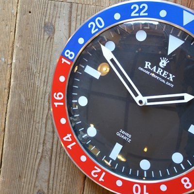 RAREX Wall CLOCK