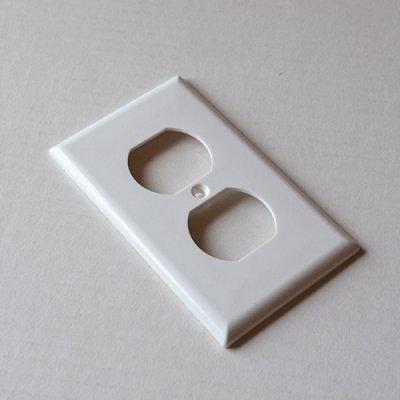 U.S.plastic socket plate