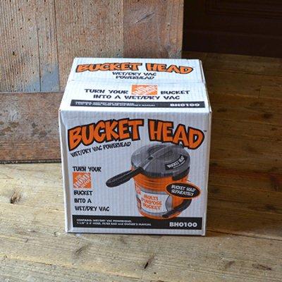 Bucket Vac Power Head