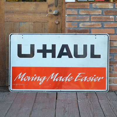 Vintage U-HAUL Sign