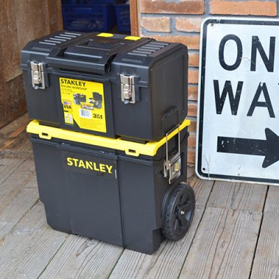STANLEY WorkShop Cart