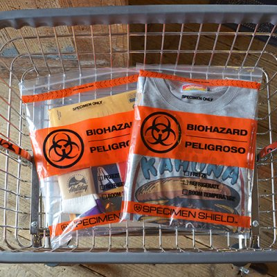 Biohazard Bags 3Pac