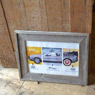 Barn Wood Frame A4