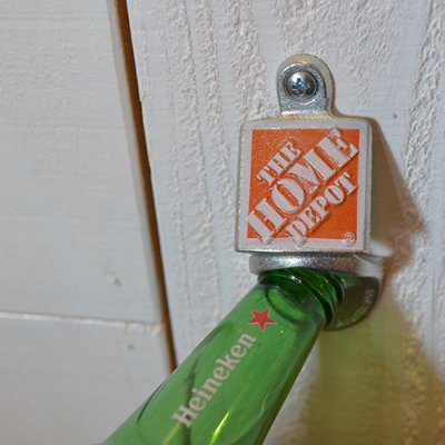 HOME DEPOT Bottle Opener