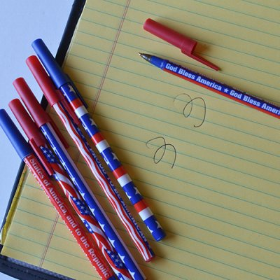 America's Ballpoint pen Set