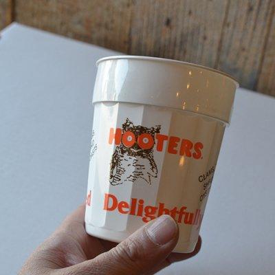 Vintage Fast Food Cup