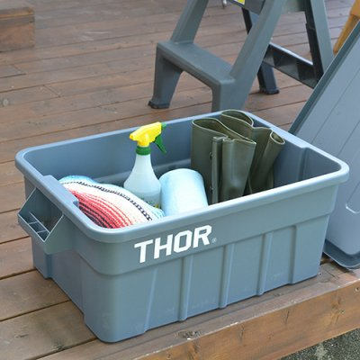 THOR LARGE TOTES 53L STORAGE BOX