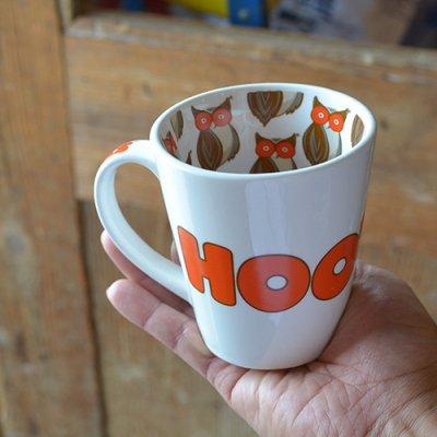 HOOTERS MUG CUP