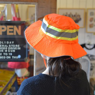 SAFETY BOONEY HAT