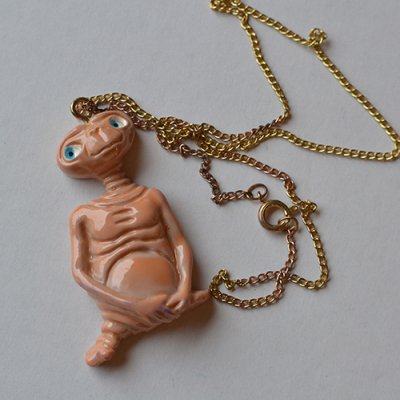 E.T.necklace