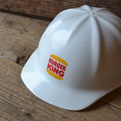 Burger King Work Helmet