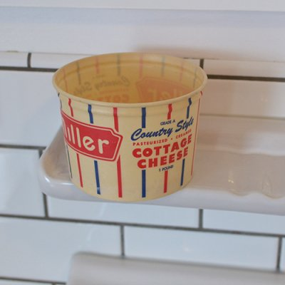 Deadstock Miller Cottage Cheese Cup