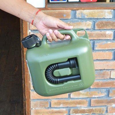 Hunersdorff Fuel Can Pro Olive 5L