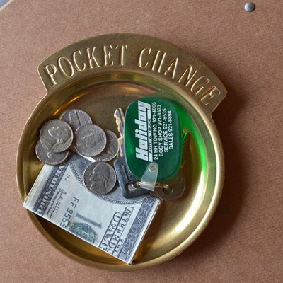 Button Works Pocket Change