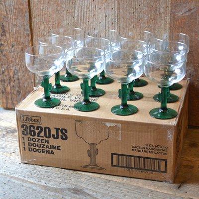 Libbey CACTUS GLASS 12pcs Value Box