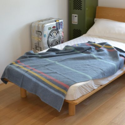 RECYCLE WOOL BLANKET Mix