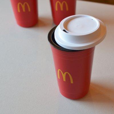 McDonald's Tumbler U.S.A.