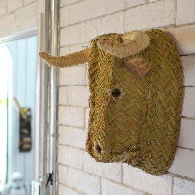 Cow Head Wall object