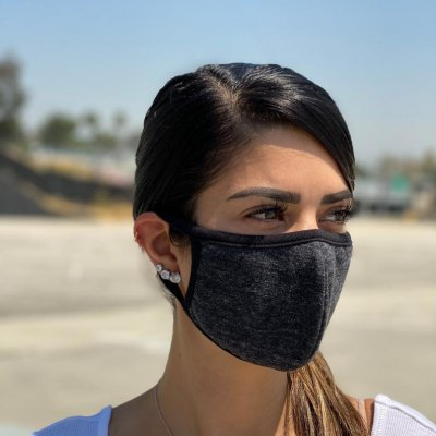 Made in U.S.A. Cotton Mask