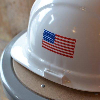 Made in U.S.A.Safety Work Helmet