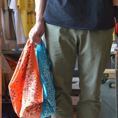 Bandanna Shopping Bag