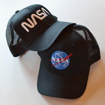 NASA OTTO MESH CAP