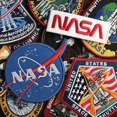 NASA OFFICIAL WAPPEN