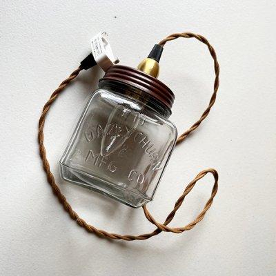 "In The Bottle Lamp ""Dazey"""