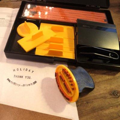 Shiny Stamp Kit