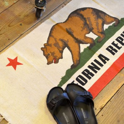 California Republic Kitchen Mat