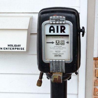 Vintage Air Meter