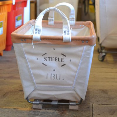 Steel Canvas Basket Sサイズ(1BU)