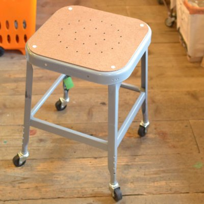 LYON FACTORY STOOL