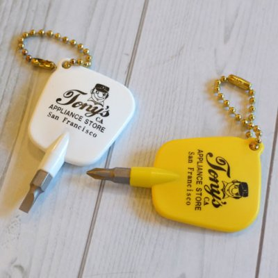 Tony's Driver Keychain