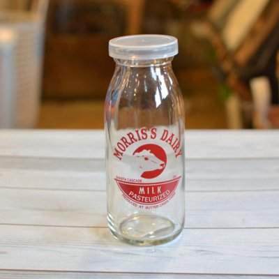 MORRIS'S DAIRY MILK BOTTLE