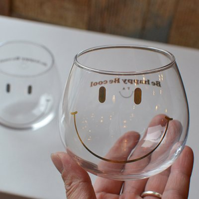 FUNNY GLASS CUP