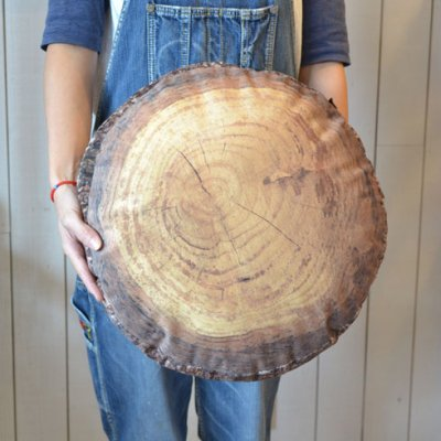 Forest Collection Round Cushion 40cm