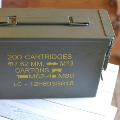30CAL AMMO BOX