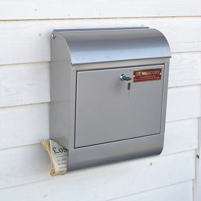 Mercury Mail Box