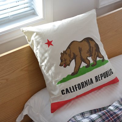 California Republic Cushion