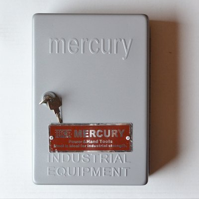 Key Cabinet mercury