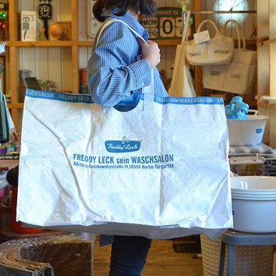 FREDDY LECK LAUNDRY BIG BAG