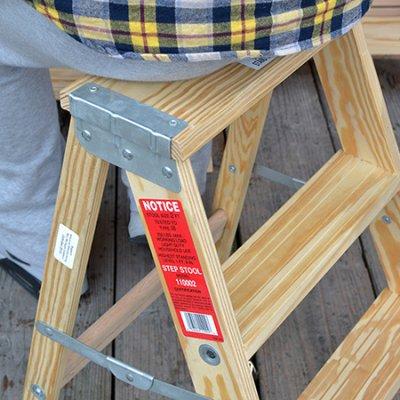 Michigan Ladder Wood 3Step