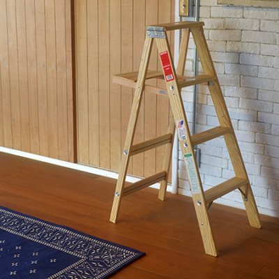 Michigan Ladder Wood 4step