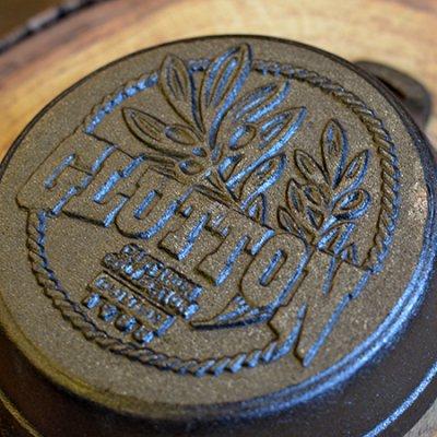 GLUTTON Round pan