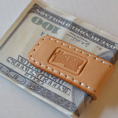 Holiday Money Clip