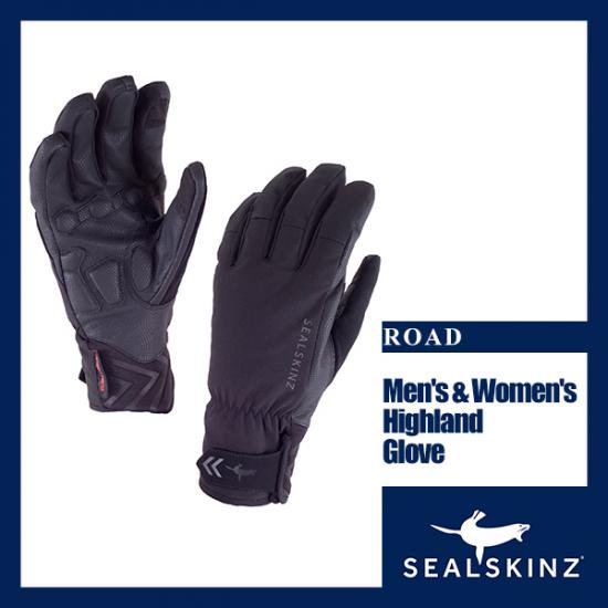 New Sealskinz Men's Highland Gloves