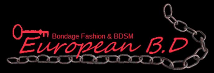 SMグッズやボンテージの通販ならEuropean B.D ヨーロピアンビーディー